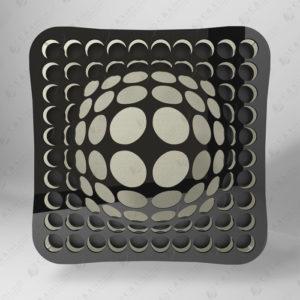 Acoustic Panel Black