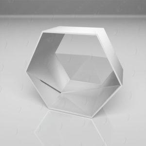 Hexagon_Shelves_White_x1